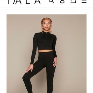 TALA ZINNIA LEGGINGS BLACK XS REGULAR
